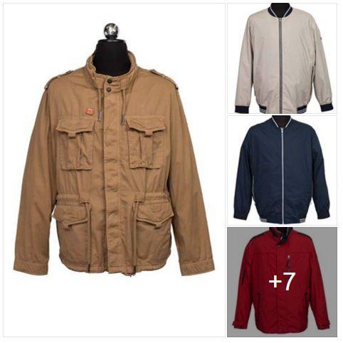 Mała zapowiedź nowej kolekcji Wiosna-Lato 2016. Na początek wiosenne kurtki. Więcej już wkrótce na stronie biglook.pl, a na razie zapraszamy do obejrzenia tych kurtek na https://www.facebook.com/SklepyBigLook/posts/1582284122061705