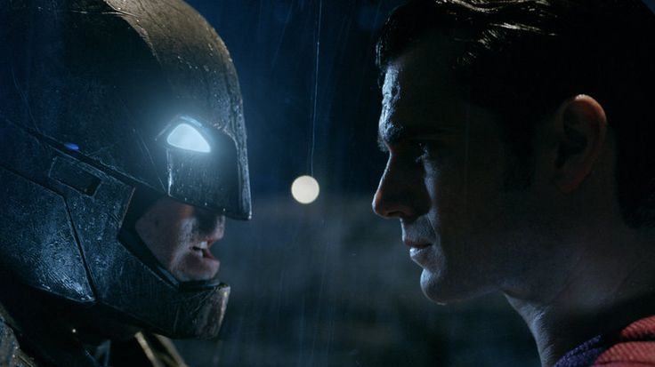 Director Zack Snyder plays to his strengths laying on the moody atmospherics. Batman Vs. Superman