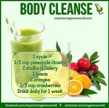 Body cleanse