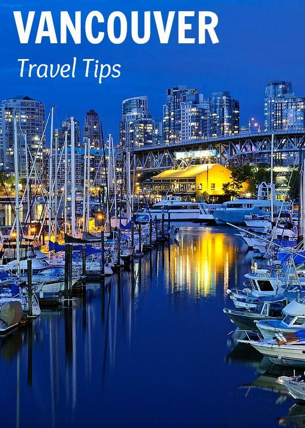Is Vancouver on your bucket list? Check out these insider travel tips!