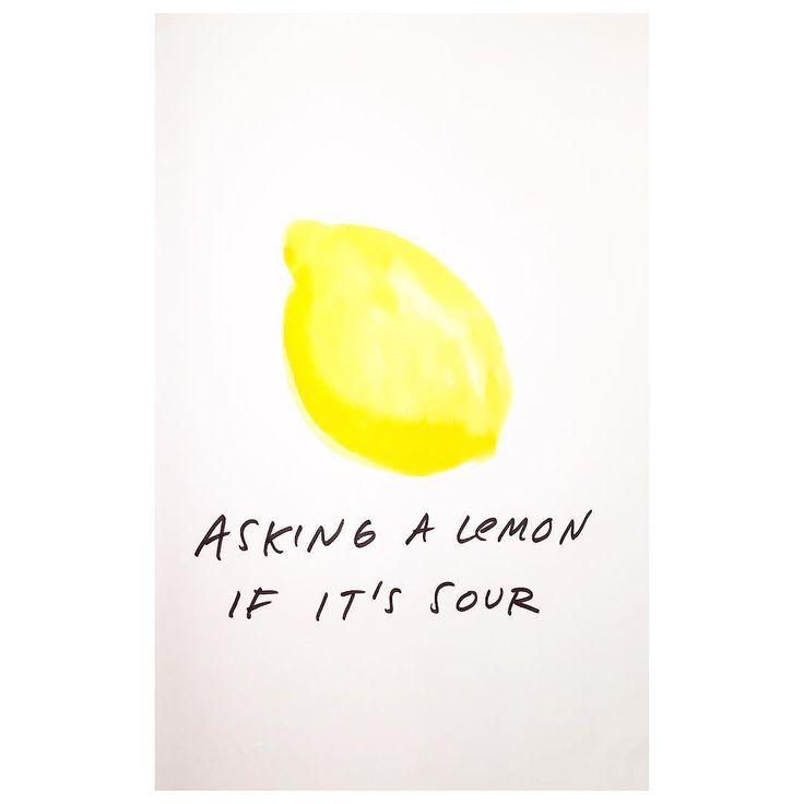 It won't answer, but you know it probably is. #lemons #sourpuss #stufftodo #creativeprocess #askquestions #watercolor #artoftheday #lagom #emmaphilipson #whenlifegivesyoulemons