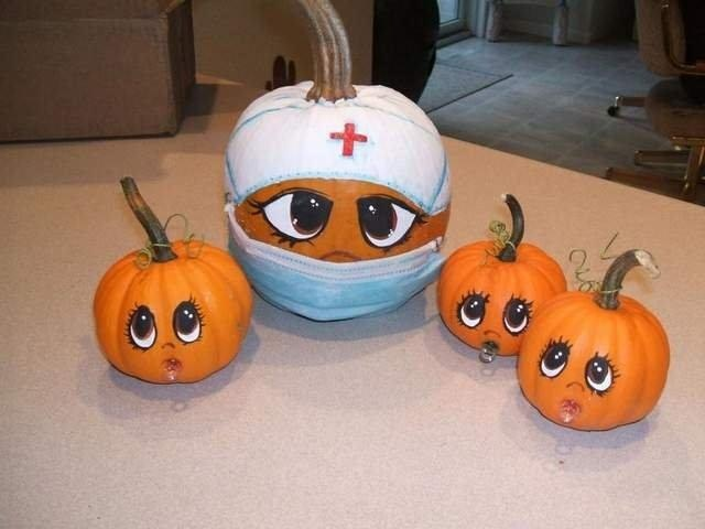 medical or early care pumpkins