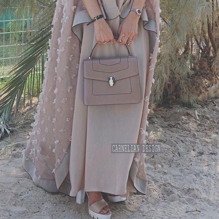 IG: Carnelian_Design || IG: Beautiifulinblack || Modern Abaya Fashion ||