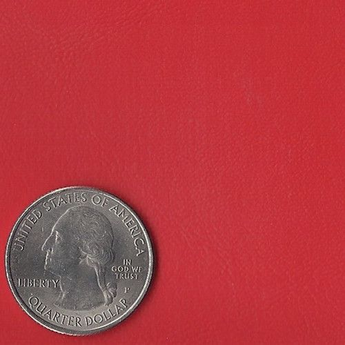 Red Marine Vinyl Fabric