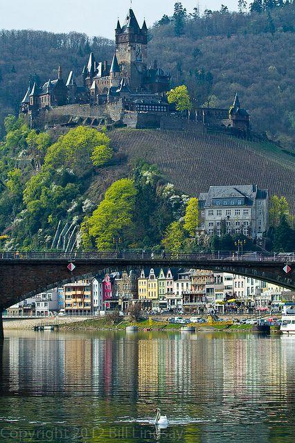 Cochem, Rhineland-Palatinate, Germany