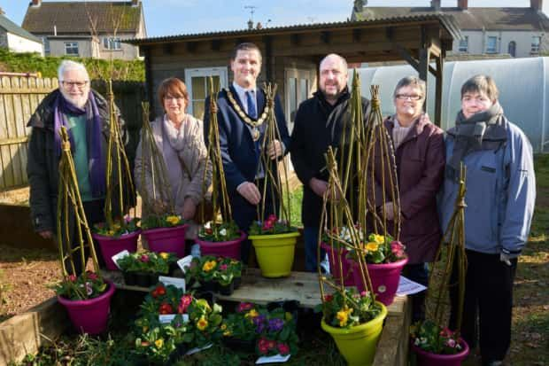 Launch of 5-A-Day allotments growing project https://www.midulstermail.co.uk/news/launch-of-5-a-day-allotments-growing-project-1-8390512?utm_content=bufferb8738&utm_medium=social&utm_source=pinterest.com&utm_campaign=buffer