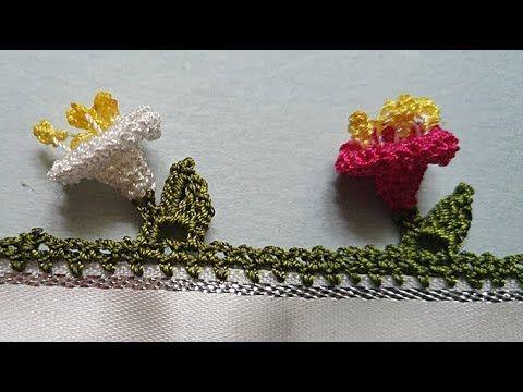Yeni Çan Çiçeği Oyası Sesli Anlatım