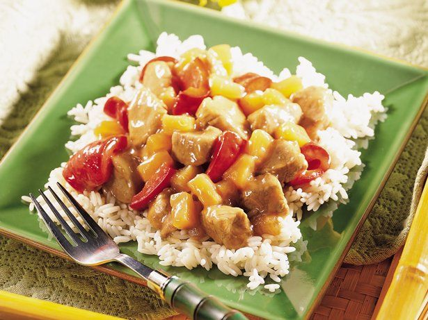 Slow-Cooker Sweet and Sour Pork | Recipe