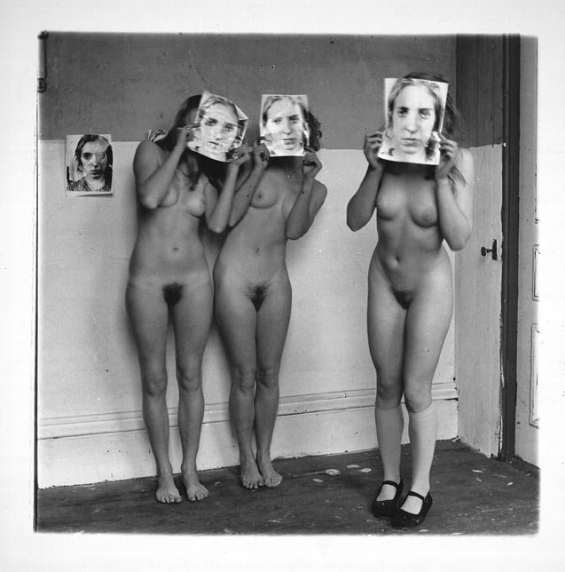 Francesca Woodman, _Untitled, Providence, Rhode Island_, 1976; Courtesy George and Betty Woodman