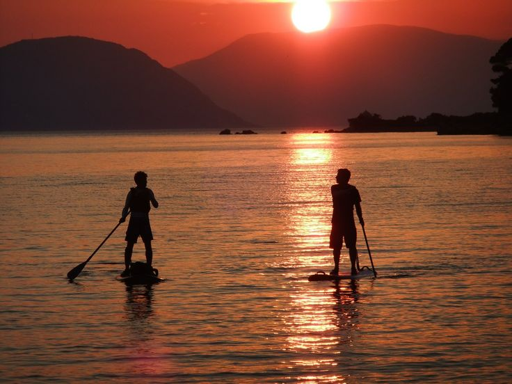 Sporades SUP on tour. #StandUppaddleBoarding #Skopelos #SUP