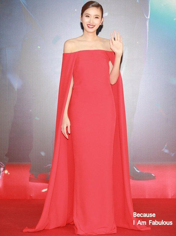 Poy Ralph Lauren Collection - 33rd Hong Kong Film Awards