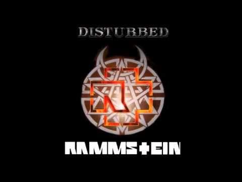 Rammstein & Disturbed - Mein Stricken Herz Brennt (Rammsturbed Mashup by The Night Hunter) - YouTube