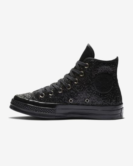 9e3aa6ef450 Converse Chuck 70 After Party Glitter High Top Women s Shoe ...