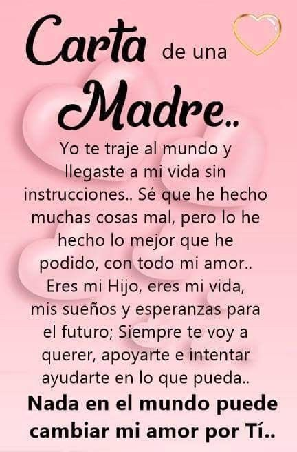 Pin By Ana Lievanos On Frases Pa Hijo Pinterest Mother Son