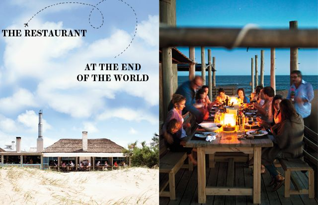 La Huella, Uruguay: The Restaurant at the End of the World: BA Daily:  bonappetit.com