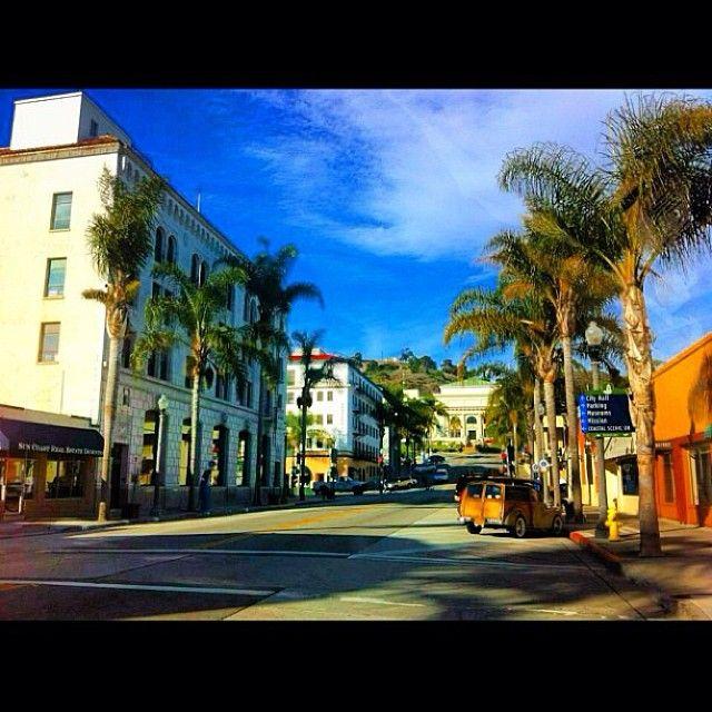 Downtown Ventura CA