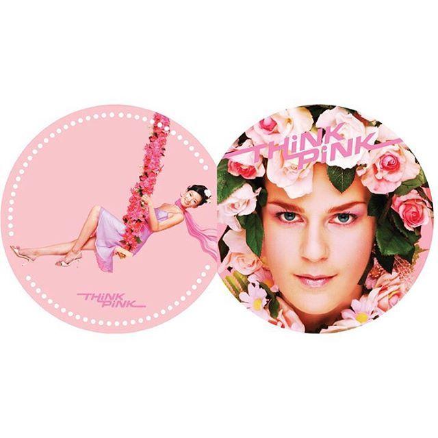 Good morning💕 Designed by Raymon Reynolds. think pink catalog!!#tbt . #raymonreinolds #レイモン #ad #artdirector #creativedirector #creator #artist #thinkpink #catalog #pink #happy