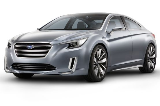 2015 Subaru Legacy Concept Revealed Before Los Angeles Debut - Motor Trend WOT
