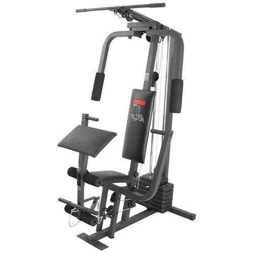 weider 8510 weight machine