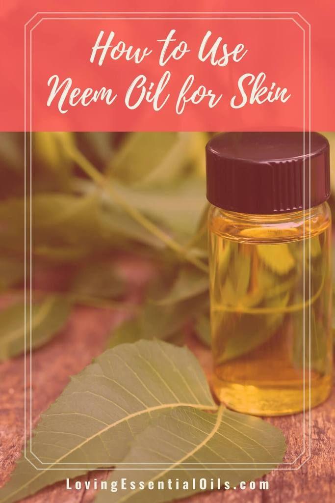 How To Use Neem Oil For Skin Carrier Oil Spotlight In 2020 Oils For Skin Neem Oil Essential Oils For Skin