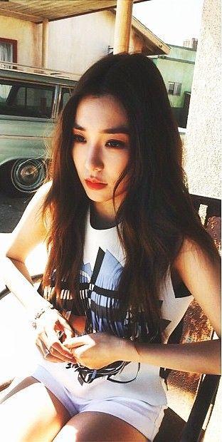 snsd, kpop, and tiffany hwang image