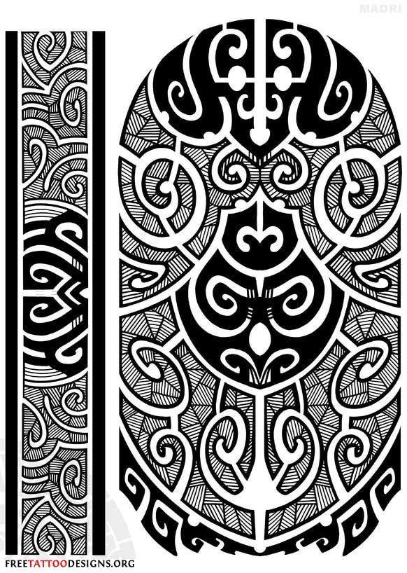 Traditional Maori Tattoos | Tattoo Designs, Tribe Tattooing, Ta Moko #marquesantattoosdesigns