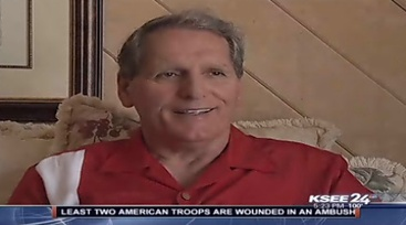Fresno Man Proves Breast Cancer Can Strike Anyone   KSEE 24 News - Central Valley's News Station: Fresno-Visalia - News, Sports, Weather   Local News