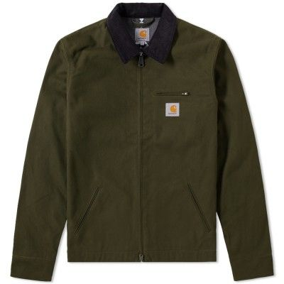 Carhartt Detroit Jacket (Cypress Green)