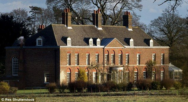 Kate's baby bunker: Inside intensely private world of Fortress Anmer #dailymail