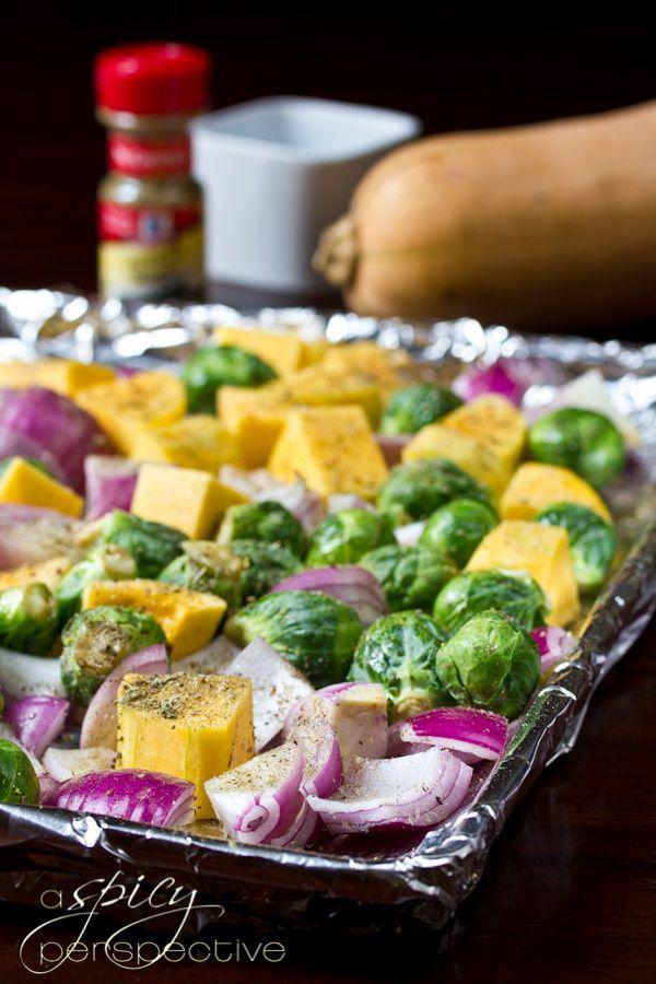 How to Roast Vegetables in the Oven | ASpicyPerspective.com #glutenfree #vegan #recipes