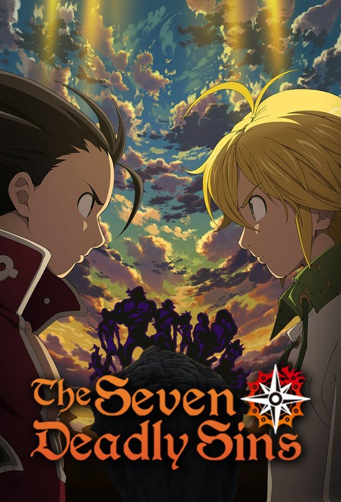 "Nanatsu No Taizai Saison 3 Ep 1 Vostfr : nanatsu, taizai, saison, vostfr, ""Seven, Deadly, Sins""—a, Group, Knights, Conspired, Overthrow, Kingdom, Britannia—wer…, Seven, Sins,, Anime,, Shows"
