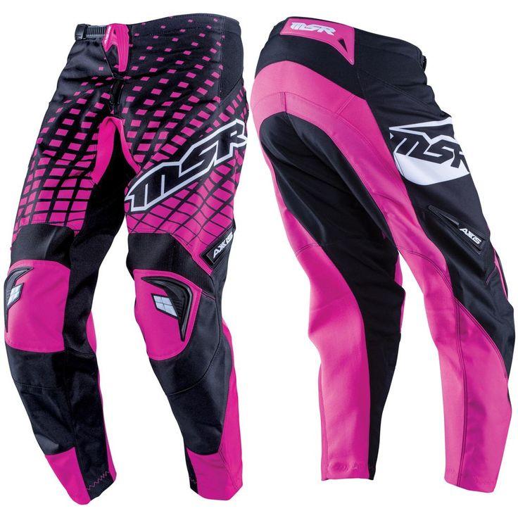 MSR MX Axxis Series Womens Off Road Dirt Bike Racing Motocross Pants