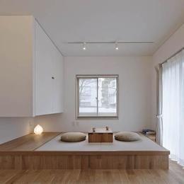 Kitashirakawa Apartmentの部屋 畳小上り