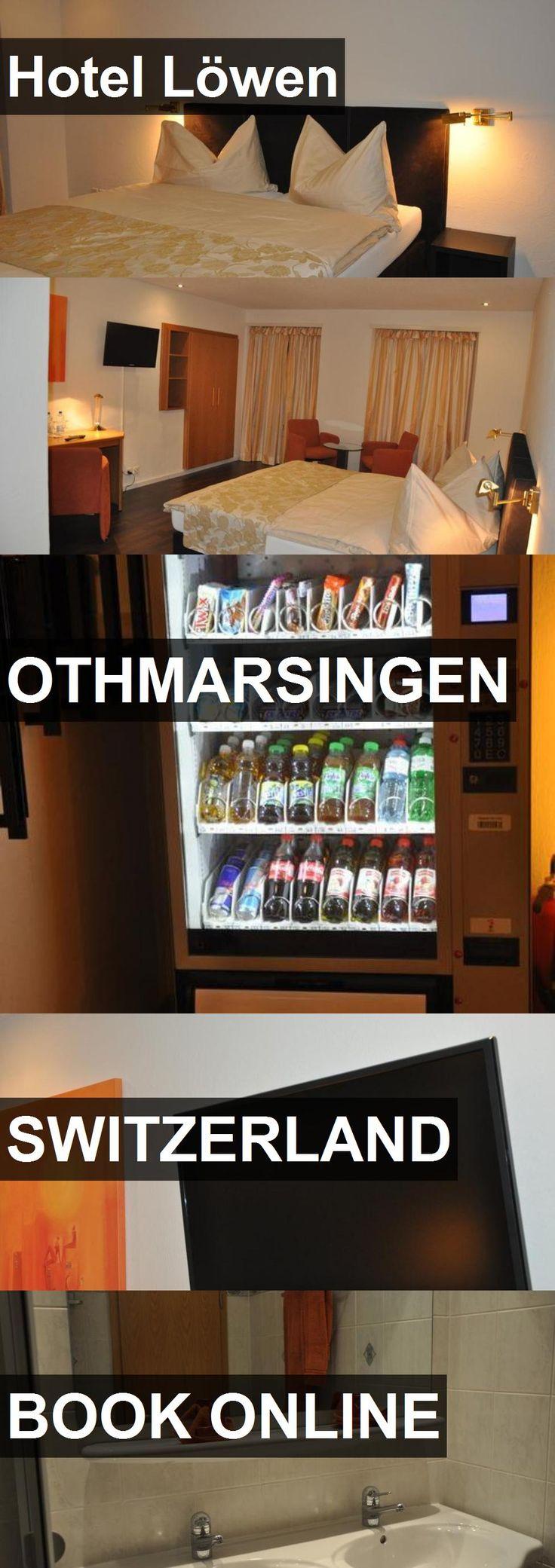 Hotel Löwen in Othmarsingen, Switzerland. For more information, photos, reviews and best prices please follow the link. #Switzerland #Othmarsingen #travel #vacation #hotel