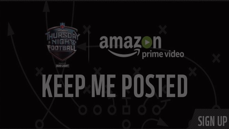 Watch Thursday Night Football Free Streaming By Amazon. Amazon Gives you chance to watch TNF (Thursday Night Football) By Amzon Prime Video For Free.