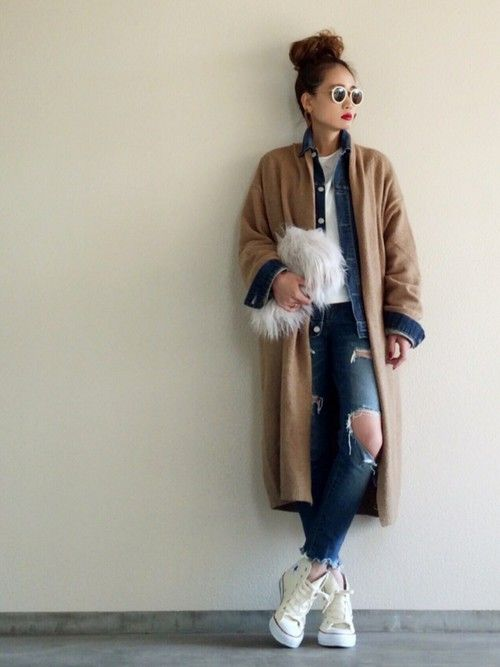yukieiura style from WEAR japan page