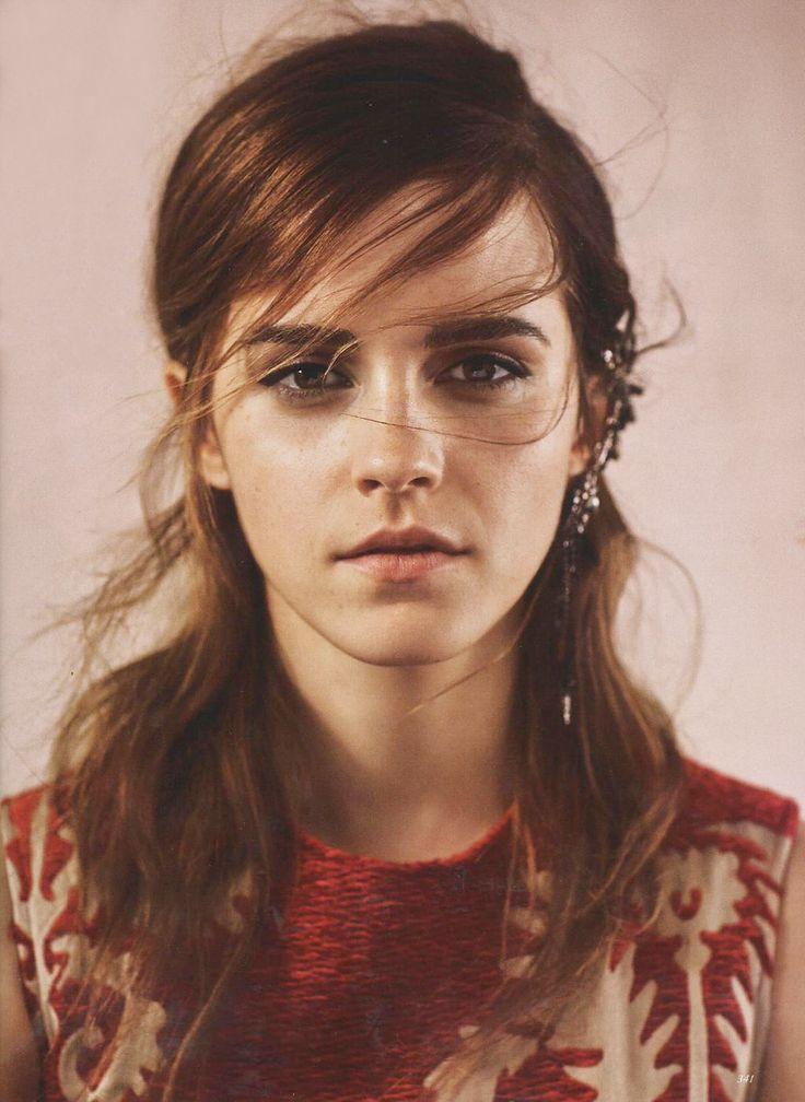 Emma Watson for Vogue 2015