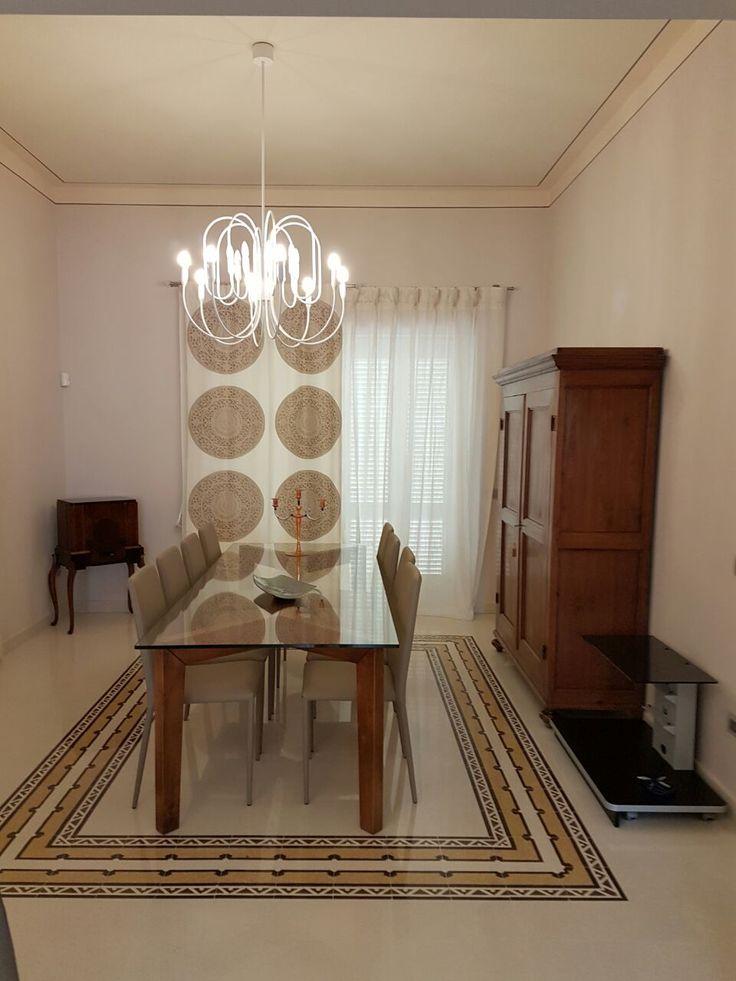 Tende eleganti per sala da pranzo tende da interni serramenti ed avvolgibili ceiling lights - Tende per sala da pranzo ...
