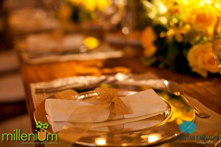 Casamento Fernanda e Fabrício – Sociedade Libanesa | Millenium Festas