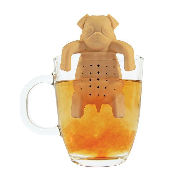 Buy Pug in a Mug Tea Infuser from Oliver Bonas