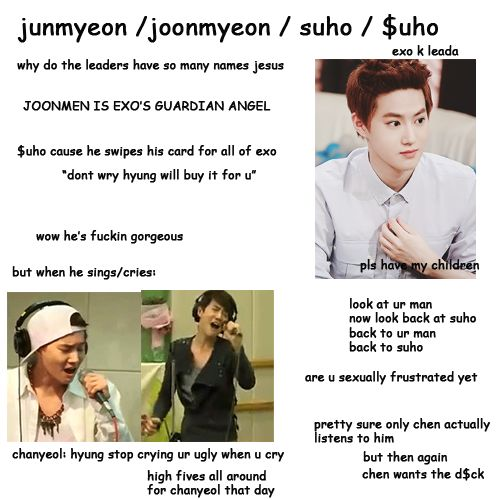 A beginners guide to EXO Suho