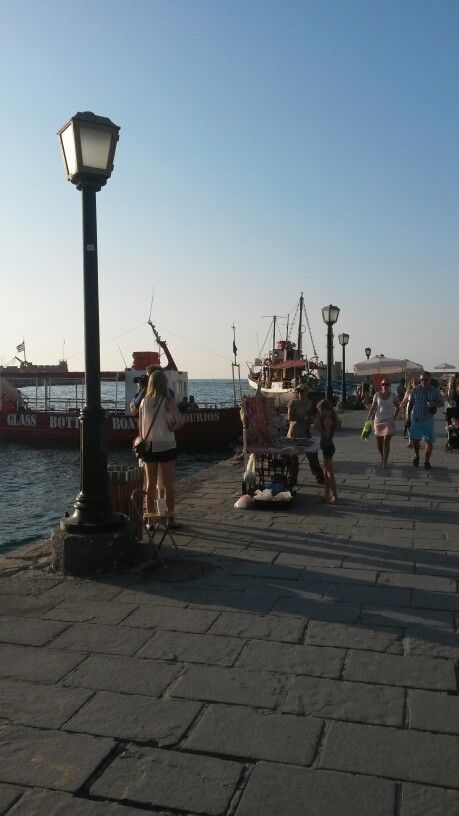 Old port - Chania