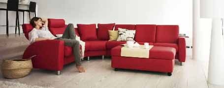 Ekornes Stressless Arion High Back Sofa - Ekornes Stressless Arion High Back Sofas, Stressless Chairs, Stressless Sofas and other Ergonomic Furniture.