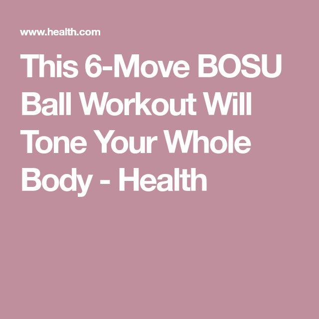 Bosu Ball Good Or Bad: Best 25+ Bosu Ball Ideas On Pinterest