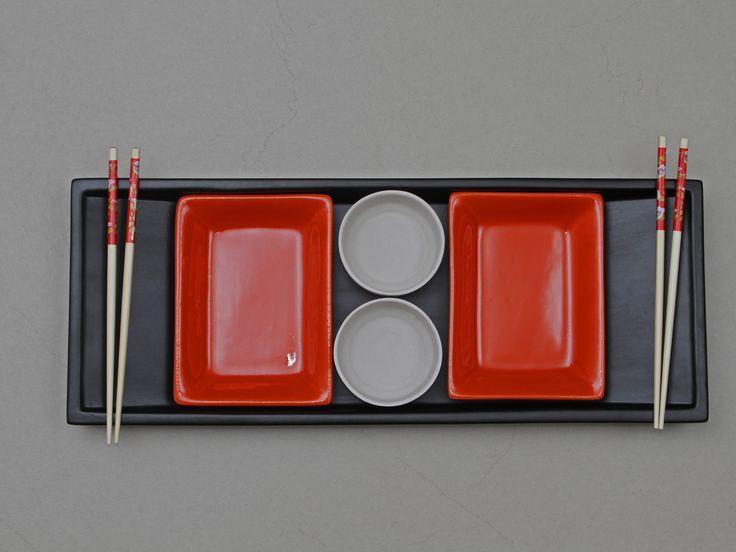 Sushi Kit vos, ¿como combinarías los colores?