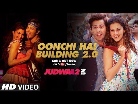 Oonchi Hai Building Song | Judwaa | Salmaan | Karishma | Rambha | David Dhawan | Anu Malik - YouTube