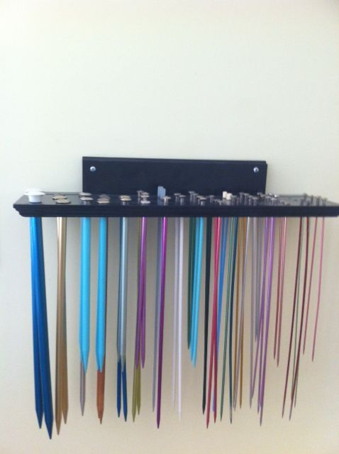 Storage ideas for knitting needles, how do you store yours                                                                                                                                                     More