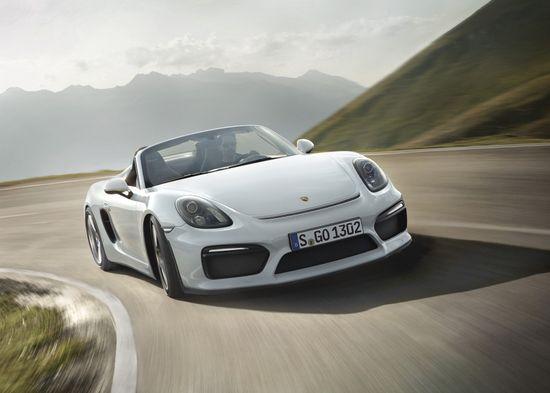 Beautiful Goodwood   The Goodwood Test: Porsche Boxster Spyder U2013 Substance Over Style