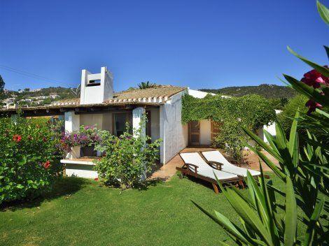 Ferienhauser in Sardinien: Villa Kika