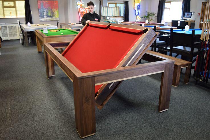 designer billiards spartan rollover pool table 7ft 8ft. Black Bedroom Furniture Sets. Home Design Ideas